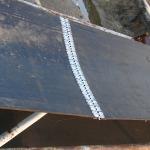 spinka do taśm gumowych MLT MS 25 - zastosowanie w praktyce 9