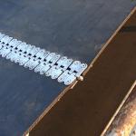spinka do taśm gumowych MLT MS 25 - zastosowanie w praktyce 5