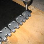 łączenie taśm - złącze MS 45 (instalacja 4)