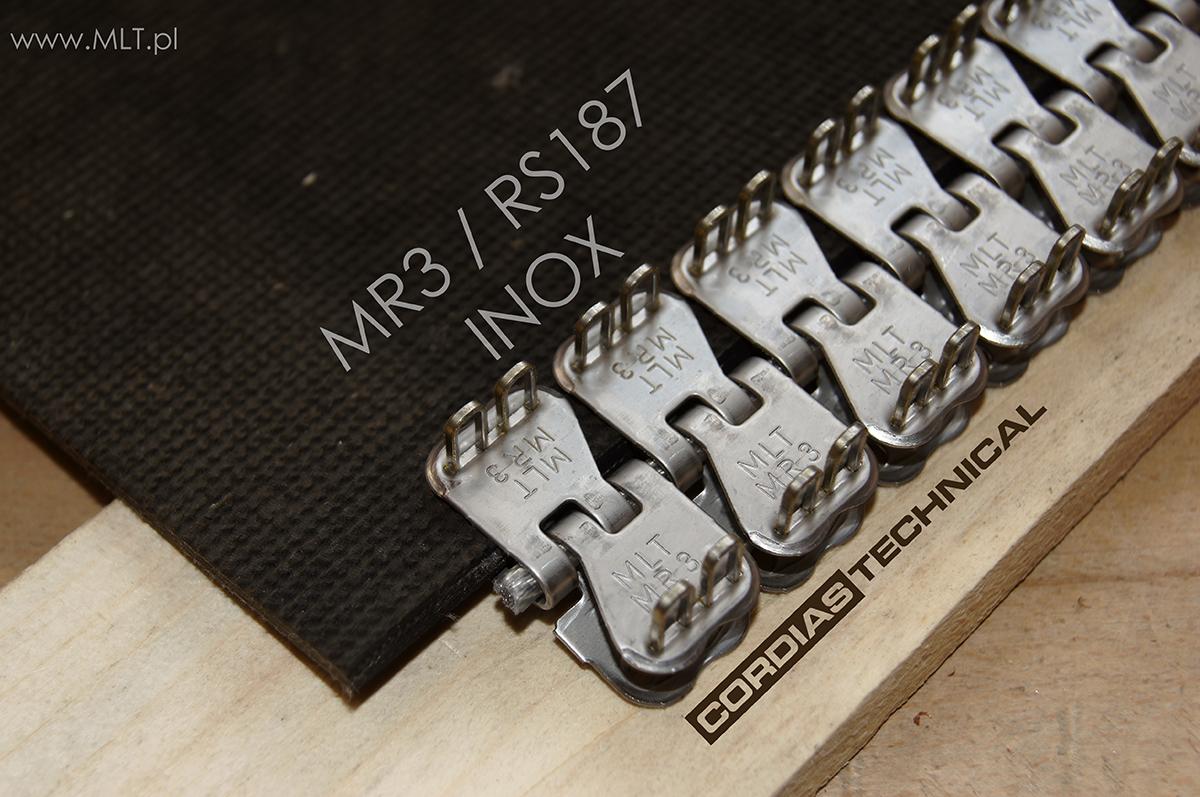 Złącze MiniRecord MR3 / Inox