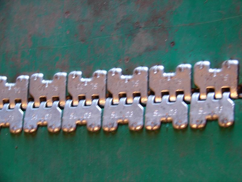 Połączenia Self Lock (SL) 03 - zbliżenie