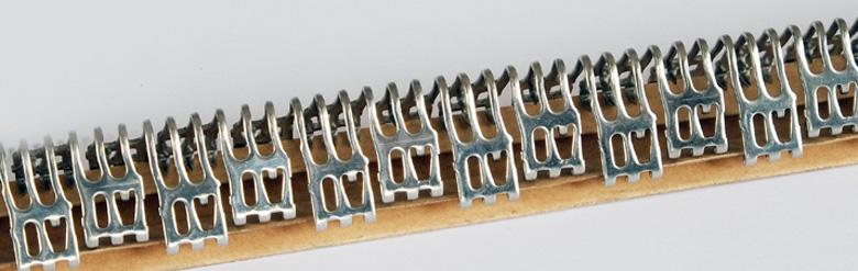 połączenia clip and lock
