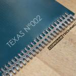 połączenia do taśm PVC/PU - Texas 002