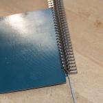 połączenia do taśm PVC/PU - Texas 002 (montaż)