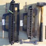 TITAN 05 - narzędzia do montaż spinki produkcji Cordias Technical