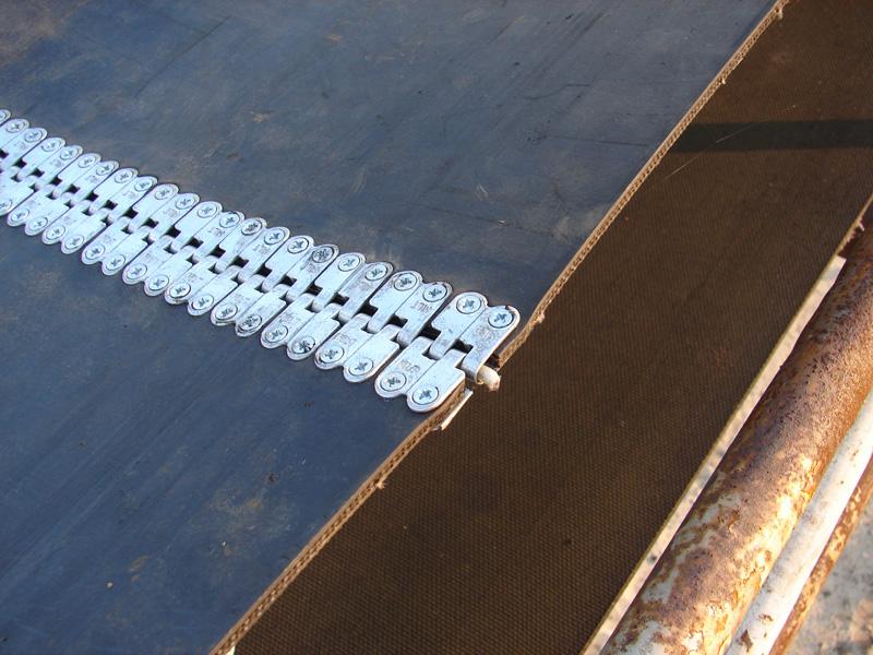 spinka do taśm gumowych MLT MS 25 - zastosowanie w praktyce 6