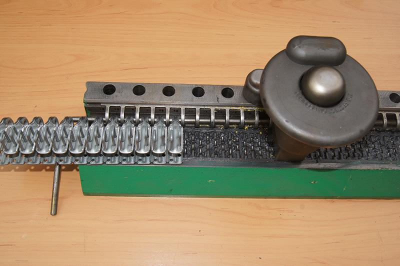 złącza typu G - narzędzie instalacyjne