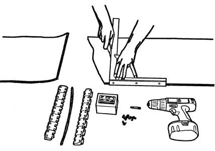 łączenie taśm (ms 45) - schemat 3