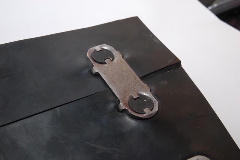 połączenie płytkowe - naprawcze do taśm (w użytku) - zastosowanie