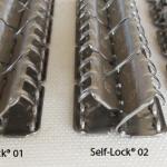 złącze typu Self-Lock [SL] dla taśm tworzywowych PVC i PU