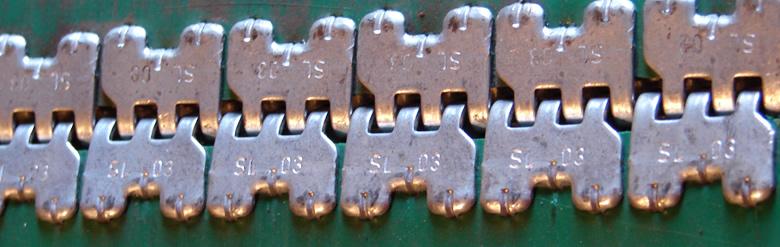 Połączenia Self Lock (SL03)