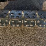 Spinka, złącze mechaniczne MLT MS65 do regeneracji grubych pasów gumowych
