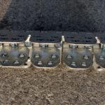 Spinka, złącze mechaniczne MLT MS65 do naprawy grubych pasów gumowych - widok od środka